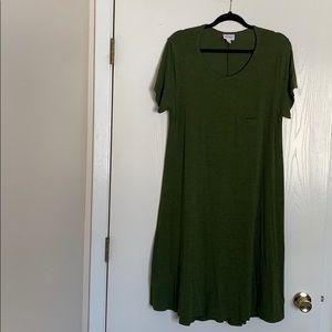 L LuLaRoe Carly Dress